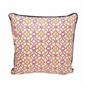 HOBBY LOBBY 18x18 Indoor/Outdoor Geometric Pillow